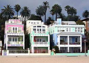 Santa Monica Beach Homes For